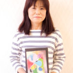 副会長 臨床美術士4級 永見直子